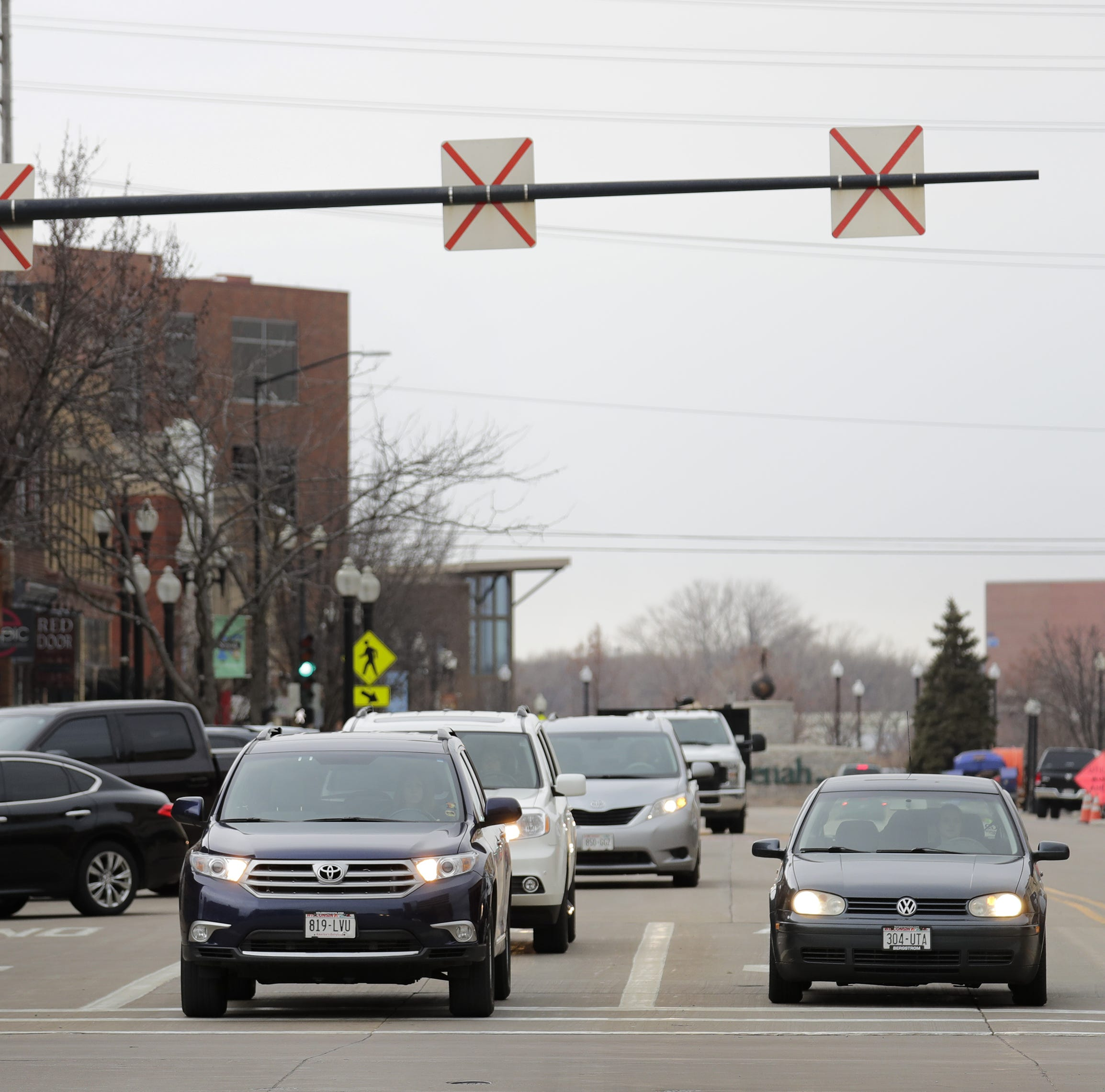 Employment growth in downtown Neenah contributes to traffic, parking issues