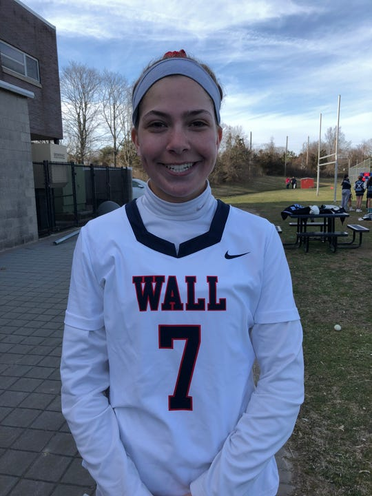 Wall's Claire Ferguson
