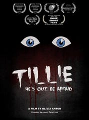 "Teen filmmaker Olivia Anton's ""Tillie"" will be shown as part of the Garden State Film Festival."