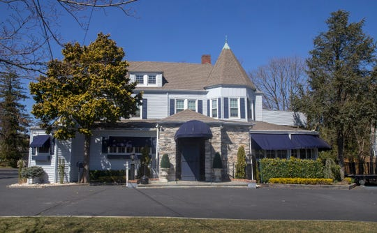 Rumson House, formerly Fromagerie, on Ridge Road in Rumson.