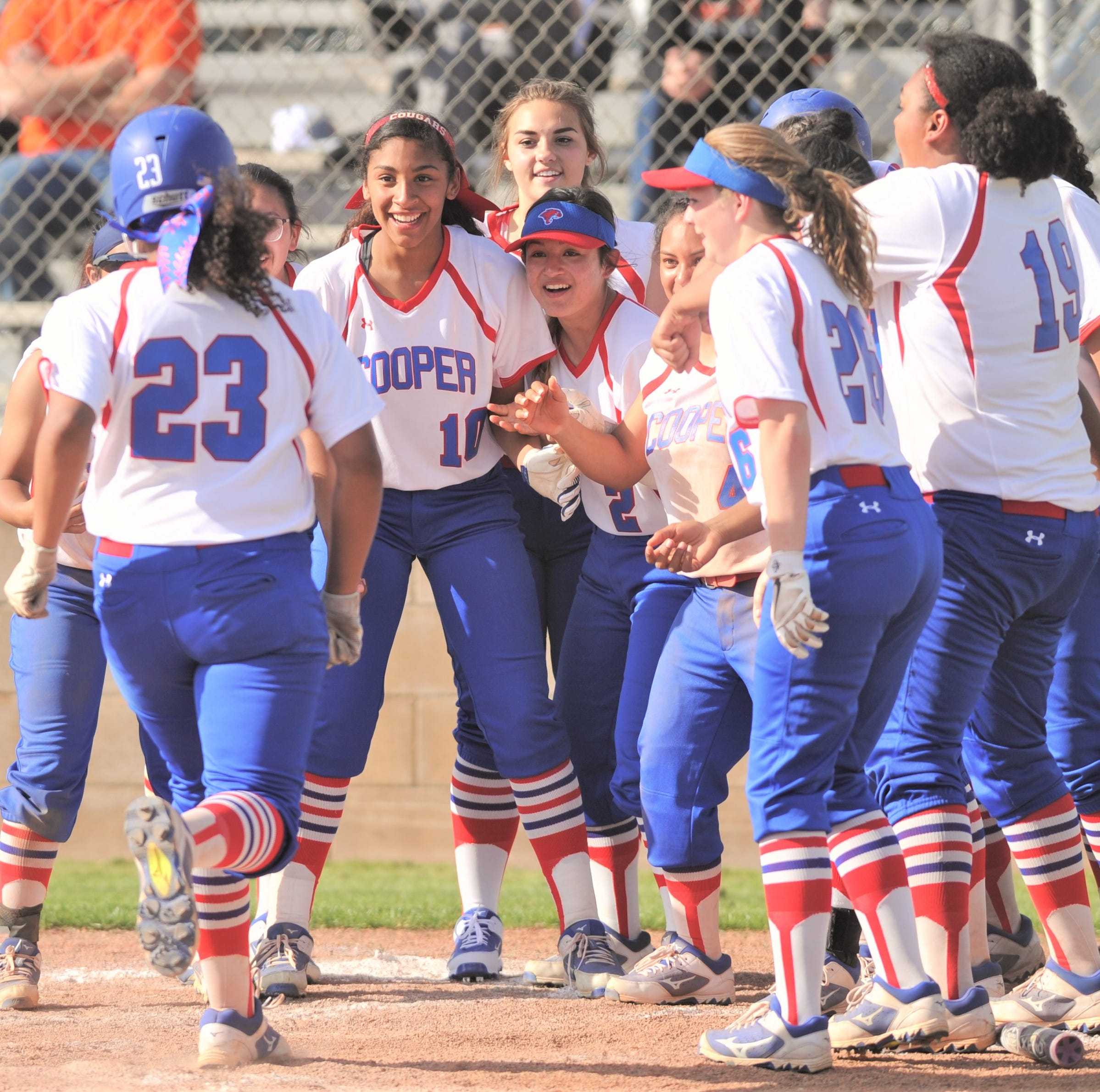 Willis lifts Abilene Cooper over Aledo in 7th to remain unbeaten in district softball play