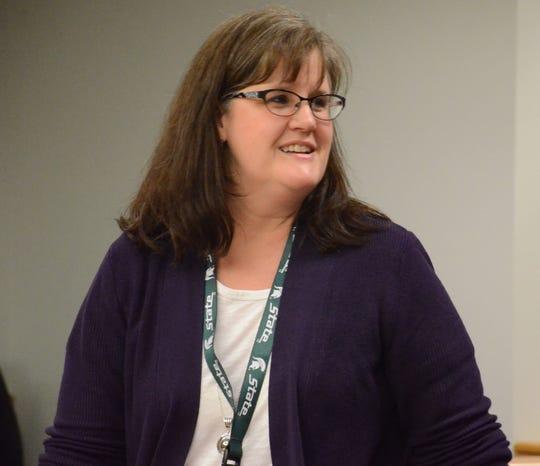 Kerianne Hultink, Mental Health Court Coordinator.
