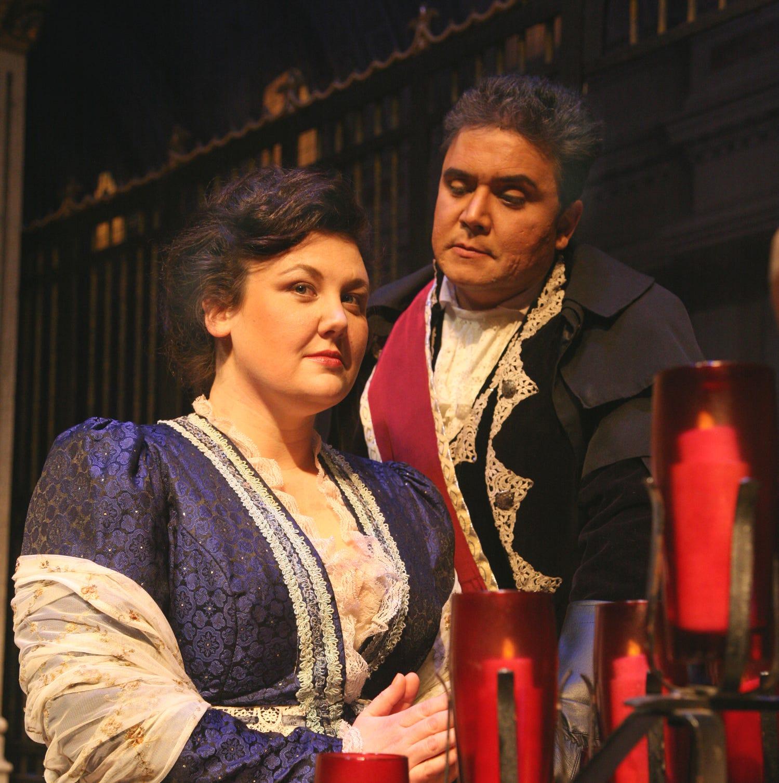 Tri-Cities Opera's upcoming season to include Sondheim classic, world premiere