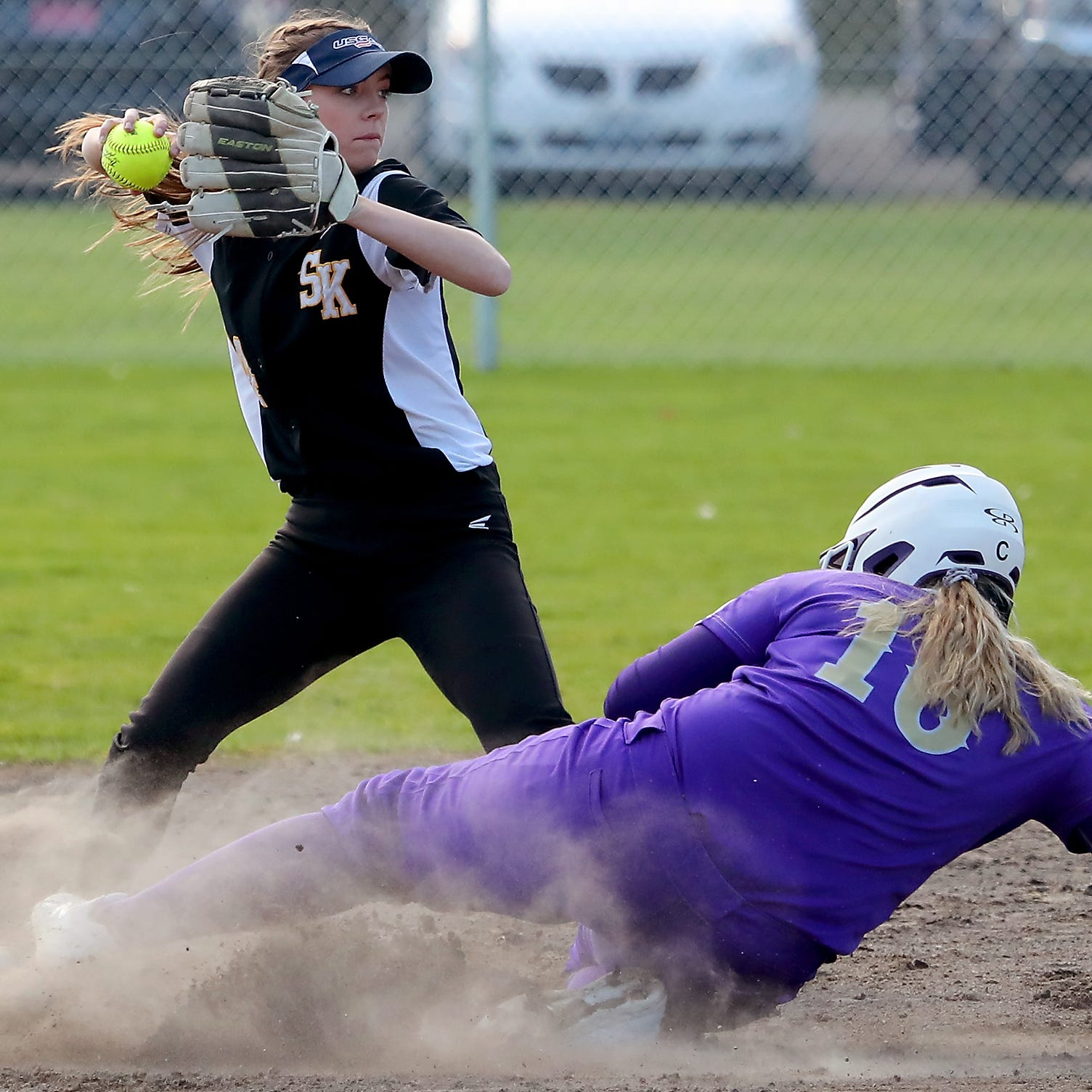 South Kitsap softball surging behind sure-handed defense