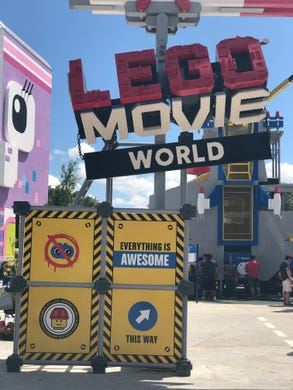 The Great Lego Movie World