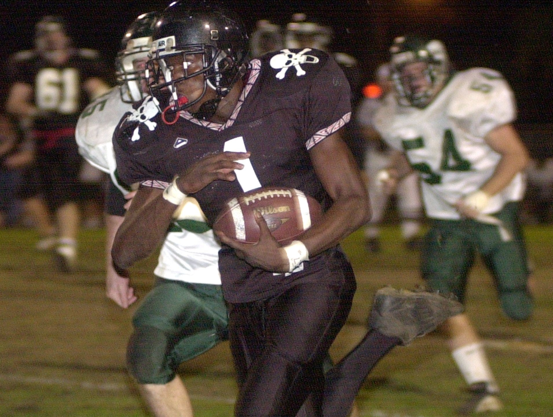 Reggie Nelson of Palm Bay was drafted by the Jacksonville Jaguars in the first round of the 2007 draft, 21st overall.