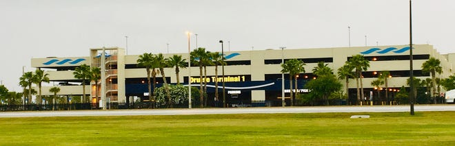 Port Canaveral Chief Executive Officer John Murray says, in hindsight, the 1,000-space Cruise Terminal 1 parking garage should have been 200 to 300 spaces larger to handle the parking demand.