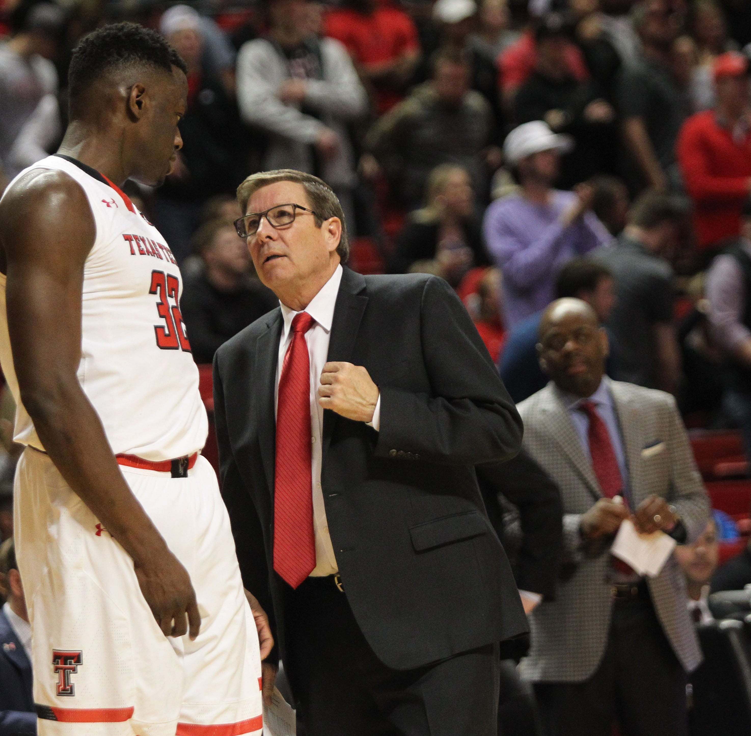 March Madness: Similar paths lead Adams, Beard to Lubbock and now back to Sweet 16