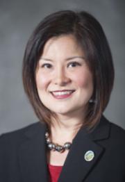 Freeholder Susan Shin Angulo