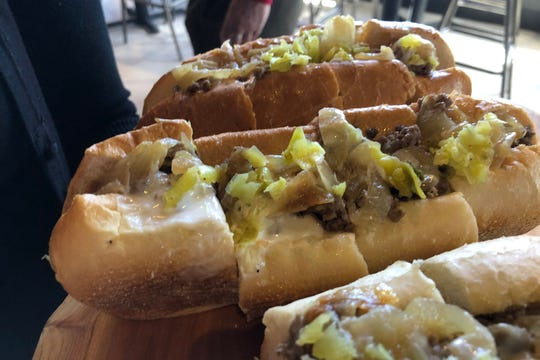So, is Questlove's meatless cheesesteak a hit or a strike out?