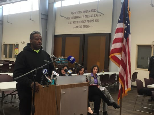 Malcolm Flowers talks about how the Work Now program helped put him on a path to stability. He's living in a Camden homeless shelter but hopes to get his own place soon.