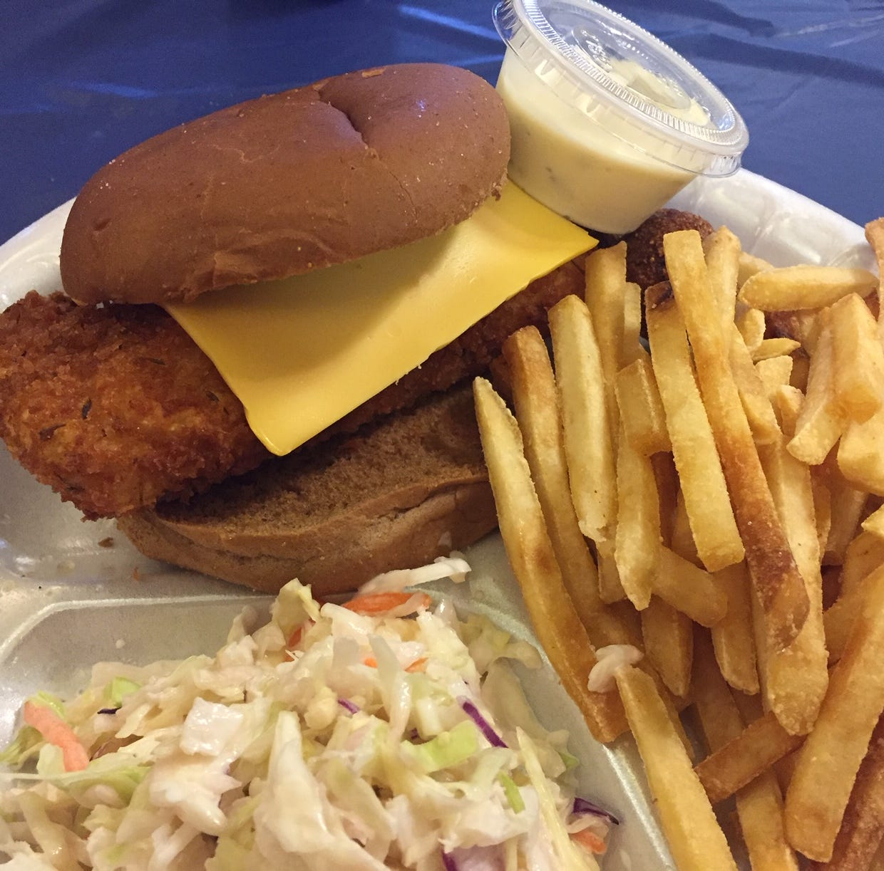 Fish sandwich of the week: Behold the Magnificod