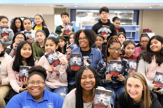 Shalonda Archibald, a reading specialist at Maxson Middle School, Plainfield Public School District, was named 2019 Literacy Teacher of the Year by the New Jersey Literacy Association.
