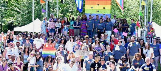 Union County PRIDE 2019 will be held from noon to 5 p.m. on Saturday, June 15, at Rahway River Park in Rahway.