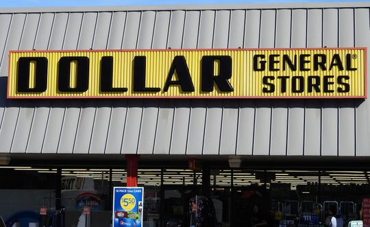 The current Dollar General of Coshocton located in the Downtowner Plaza.