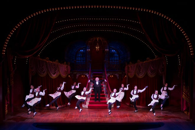 """""""Hello, Dolly!"""" will be performed at Des Moines Civic Center April 9-14."""