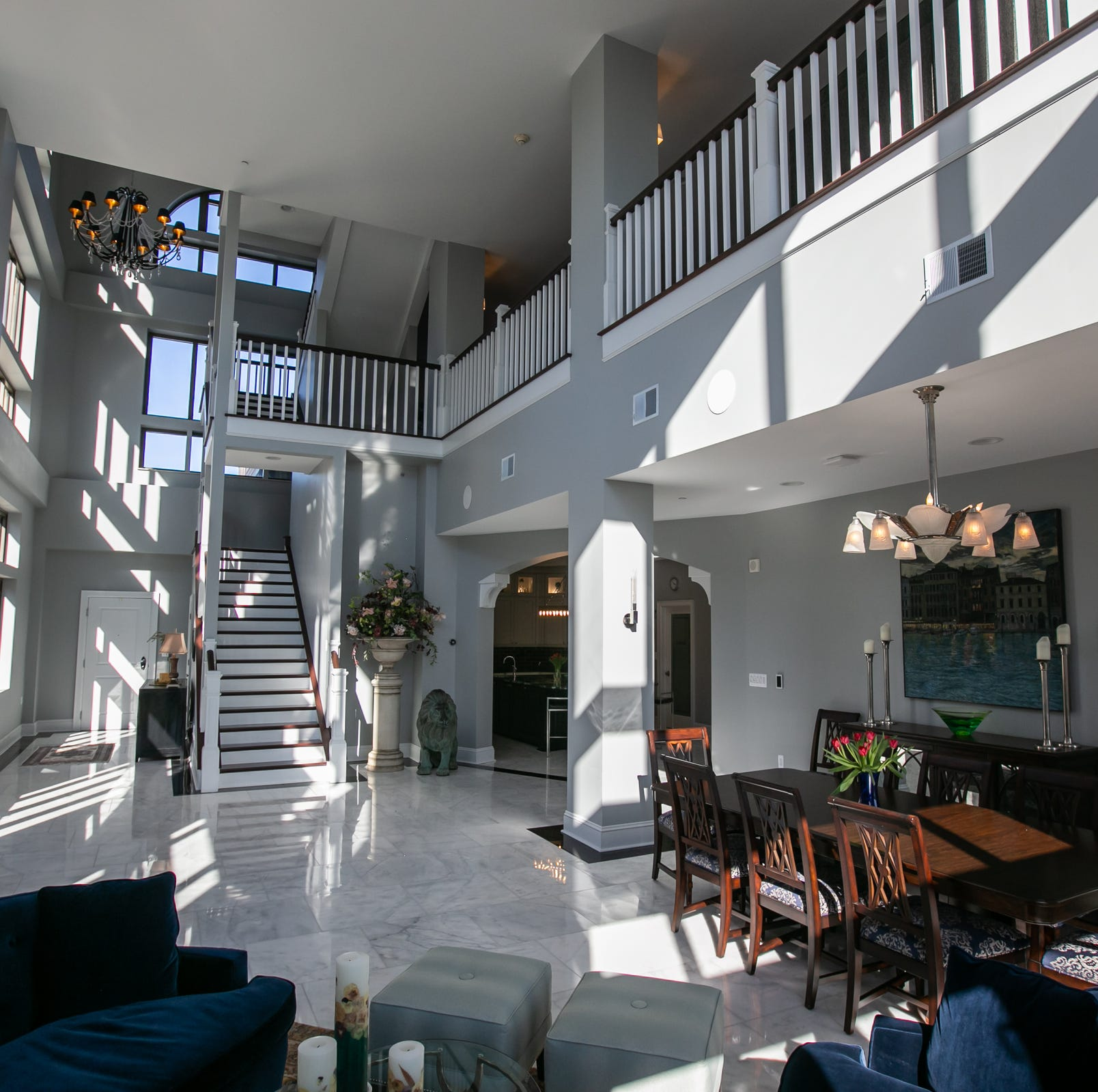 3-story Detroit penthouse is city's most expensive home ever