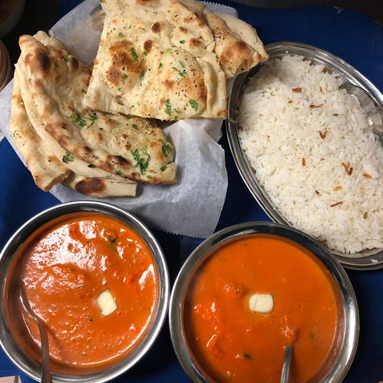 Grill and Curry is a new Indian restaurant open in downtown Berkley.