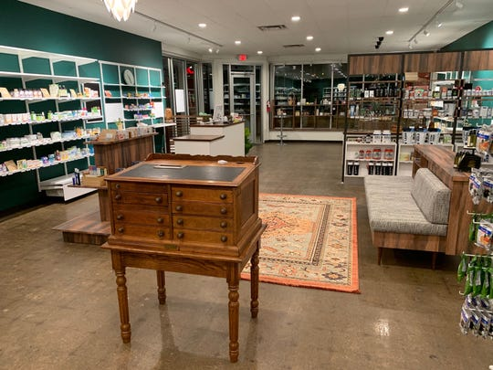 Ullman's Health & Beauty opened on Coolidge in Berkley. The wellness shop offers skin treatments, fragrances, candles, soaps and more.