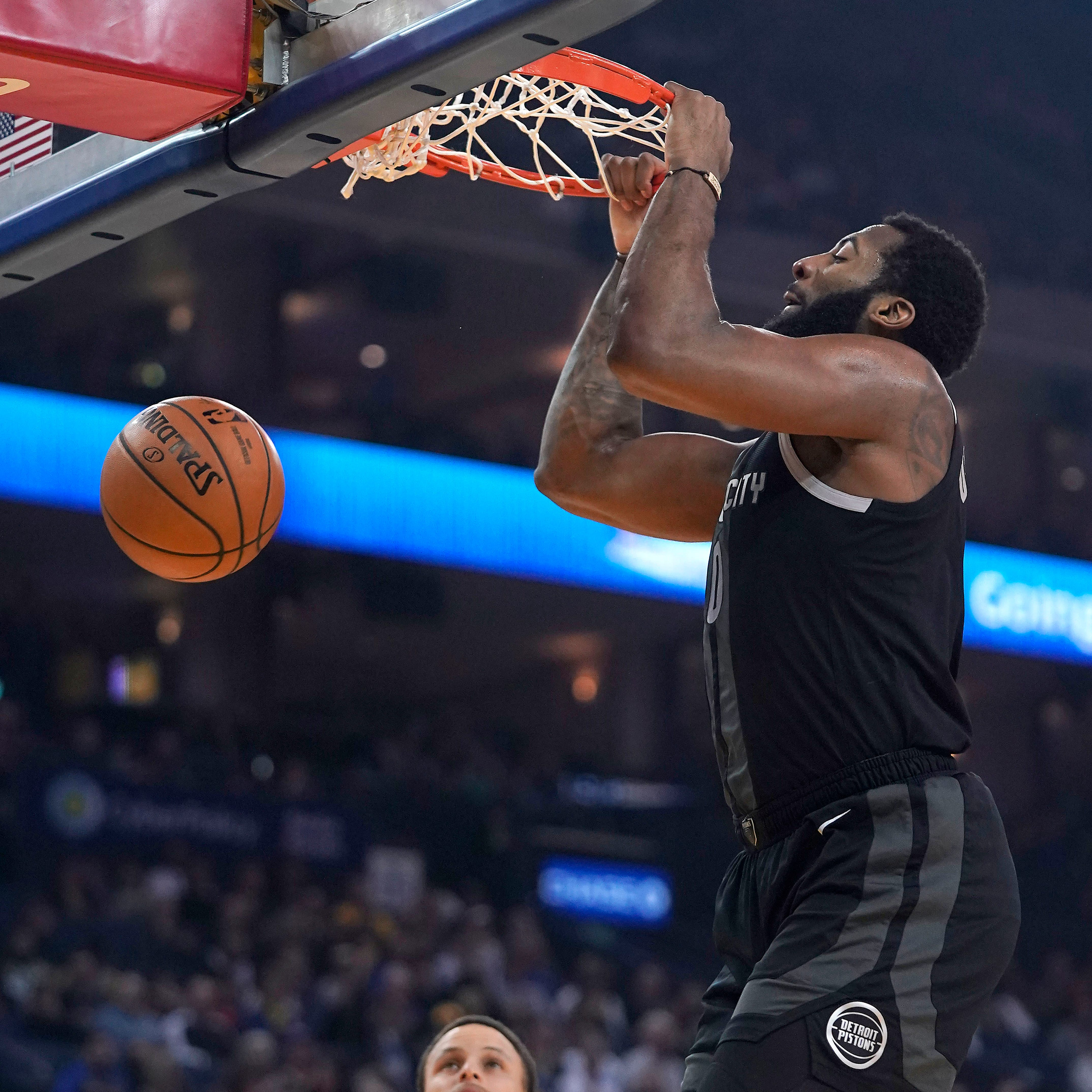 Drummond's game becomes more well-rounded but Pistons still see room for growth