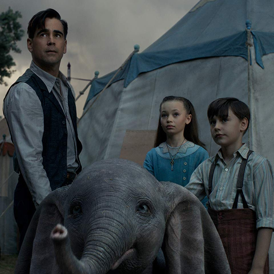 Review: New 'Dumbo' nosedives