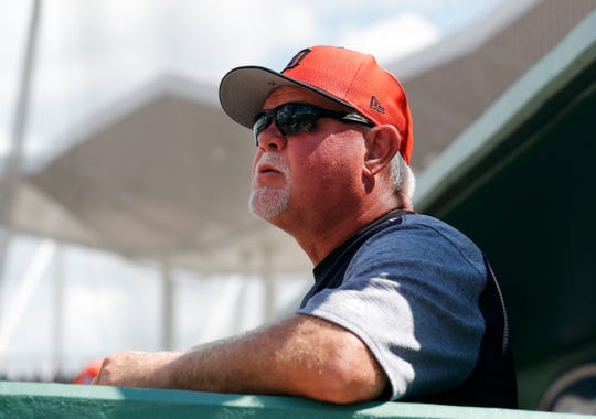 """Ron Gardenhire: """"I am doing something I really love, and I feel very comfortable doing it."""""""