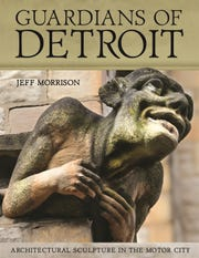 """""""Guardians of Detroit"""" has just been released by Wayne State University Press."""