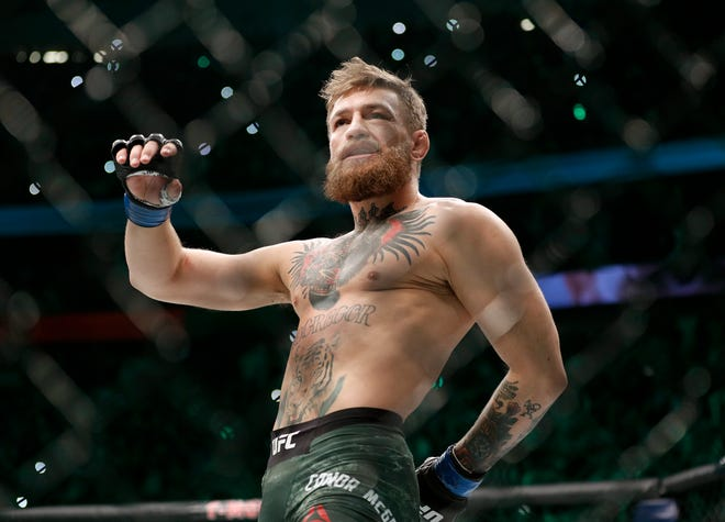 Superstar UFC fighter Conor McGregor has announced on social media that he is retiring from mixed martial arts.