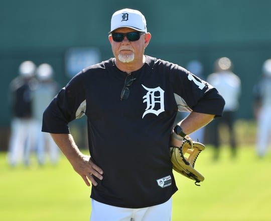 "Ron Gardenhire: ""I feel like this year, all we've got to do is learn how to win those close ballgames and we will be competitive with anybody."""