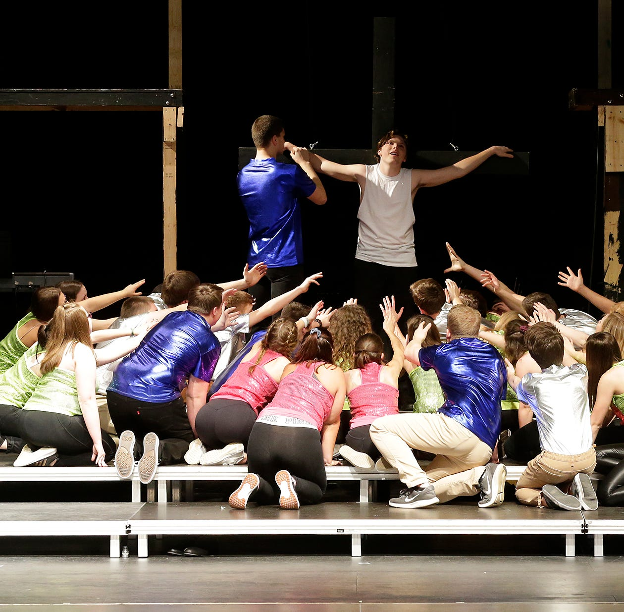 'Godspell' coming to NFDL, performed by St. Mary Springs Academy students