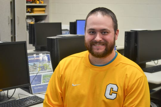 STEM & Construction Skills instructor Jerry Phillips' STEM program at Clyde High School recently received the 2019 Program Excellence Award from the International Technology and Engineering Educators Association.