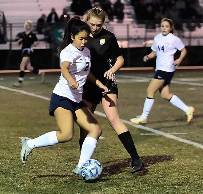 All four city soccer teams play each other Thursday. Fossil Ridge and Poudre play at French Field and Rocky Mountain and Fort Collins play at Fossil Ridge.