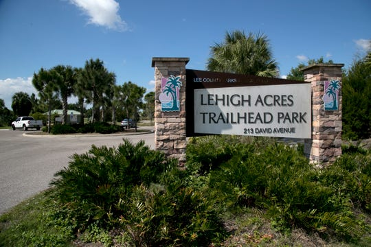 A walking trail is planned along the Abel Canal in Lehigh Acres. The trail will run between Lehigh Acres Trailhead Park and Harns Marsh.