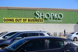 Shopko shoppers react to the store's bankruptcy in Ashwaubenon, Wisconsin