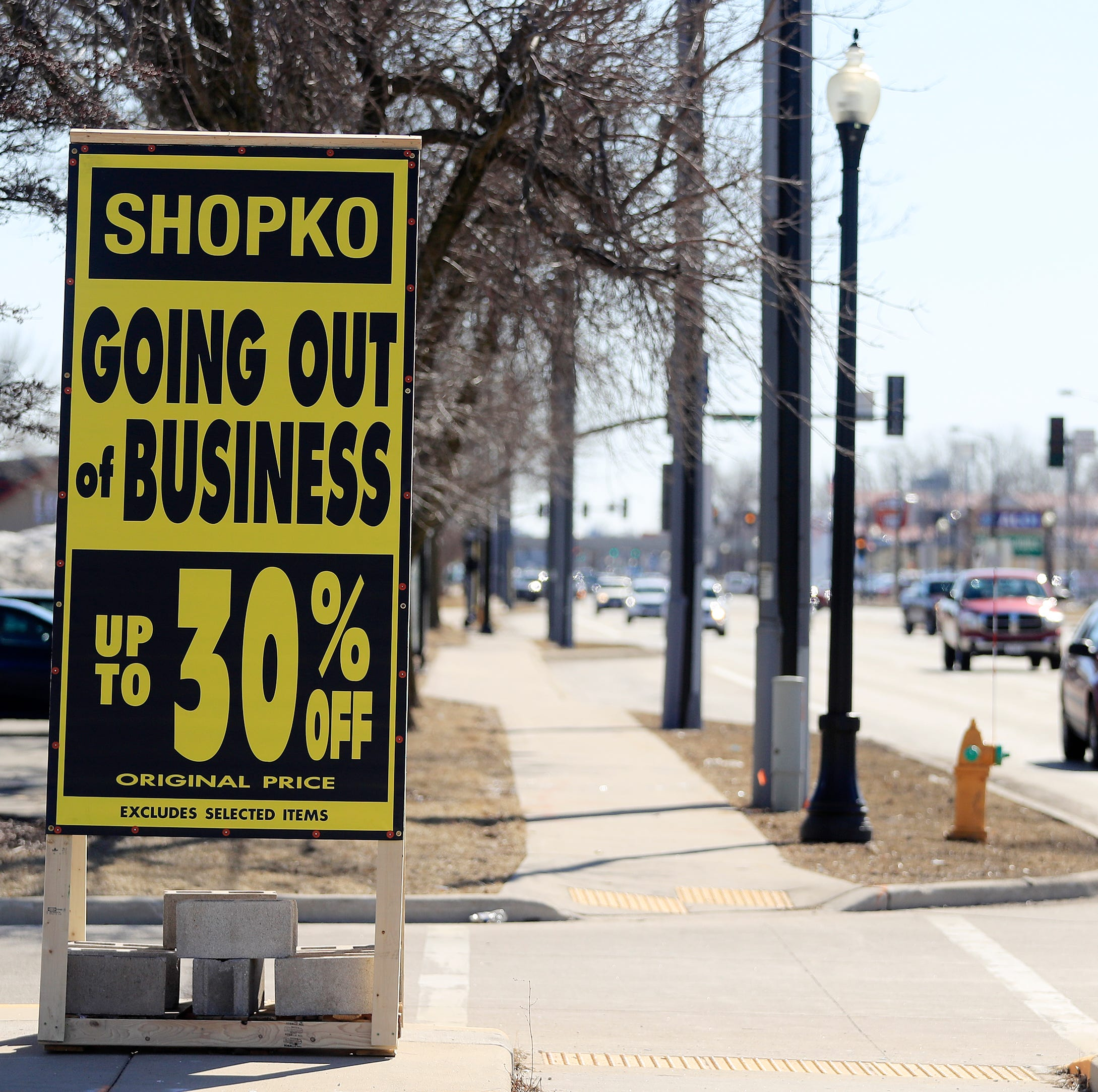 Shopko optical business going up for auction this weekend, sale could spare 700 jobs