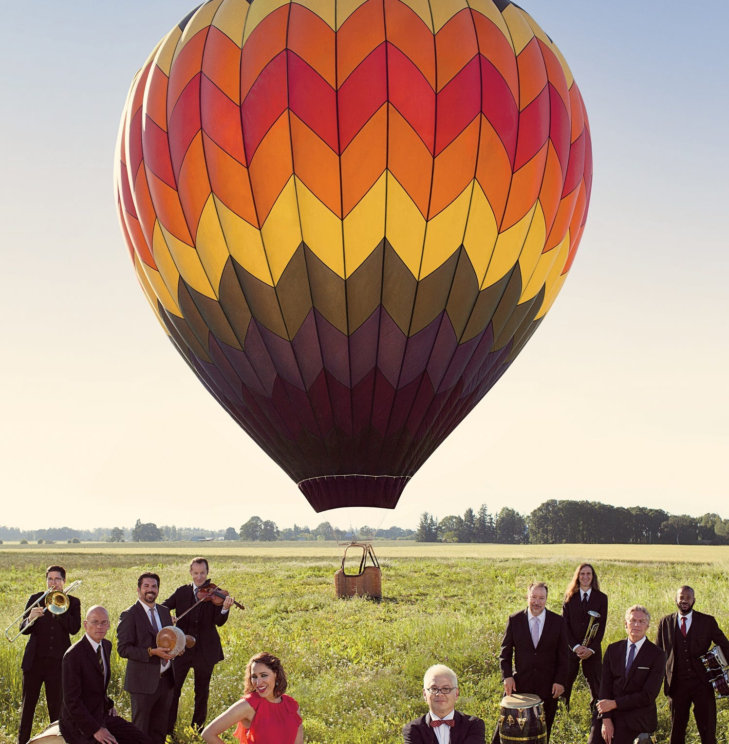 Symphony bringing renowned Pink Martini to Great Falls
