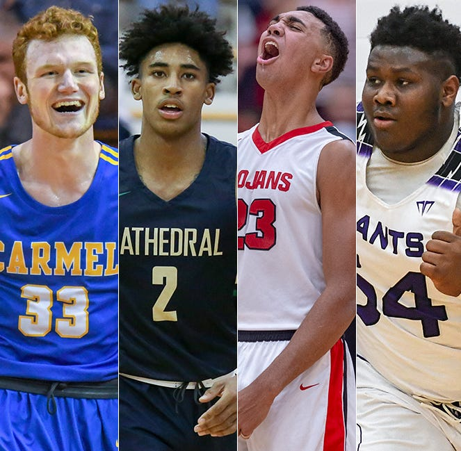 Here is your 2019 ALL-USA Central Indiana high school boys basketball Super Team