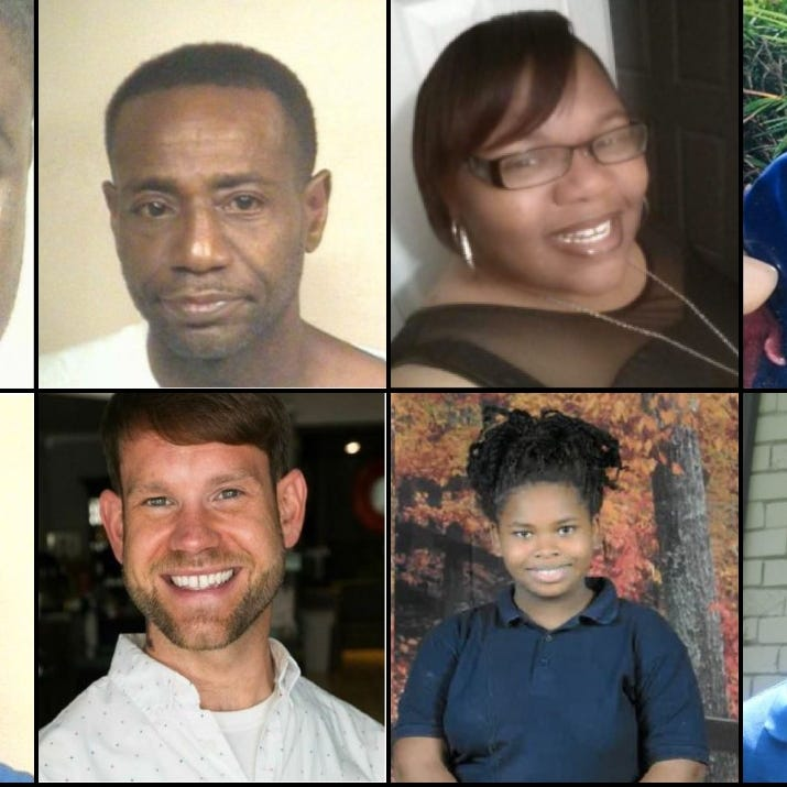 Have you seen me? Jackson police ask for help in finding these missing people