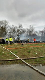 A 3-year-old boy was killed in a mobile home fire in Monroe County on Tuesday, March 26, 2019.