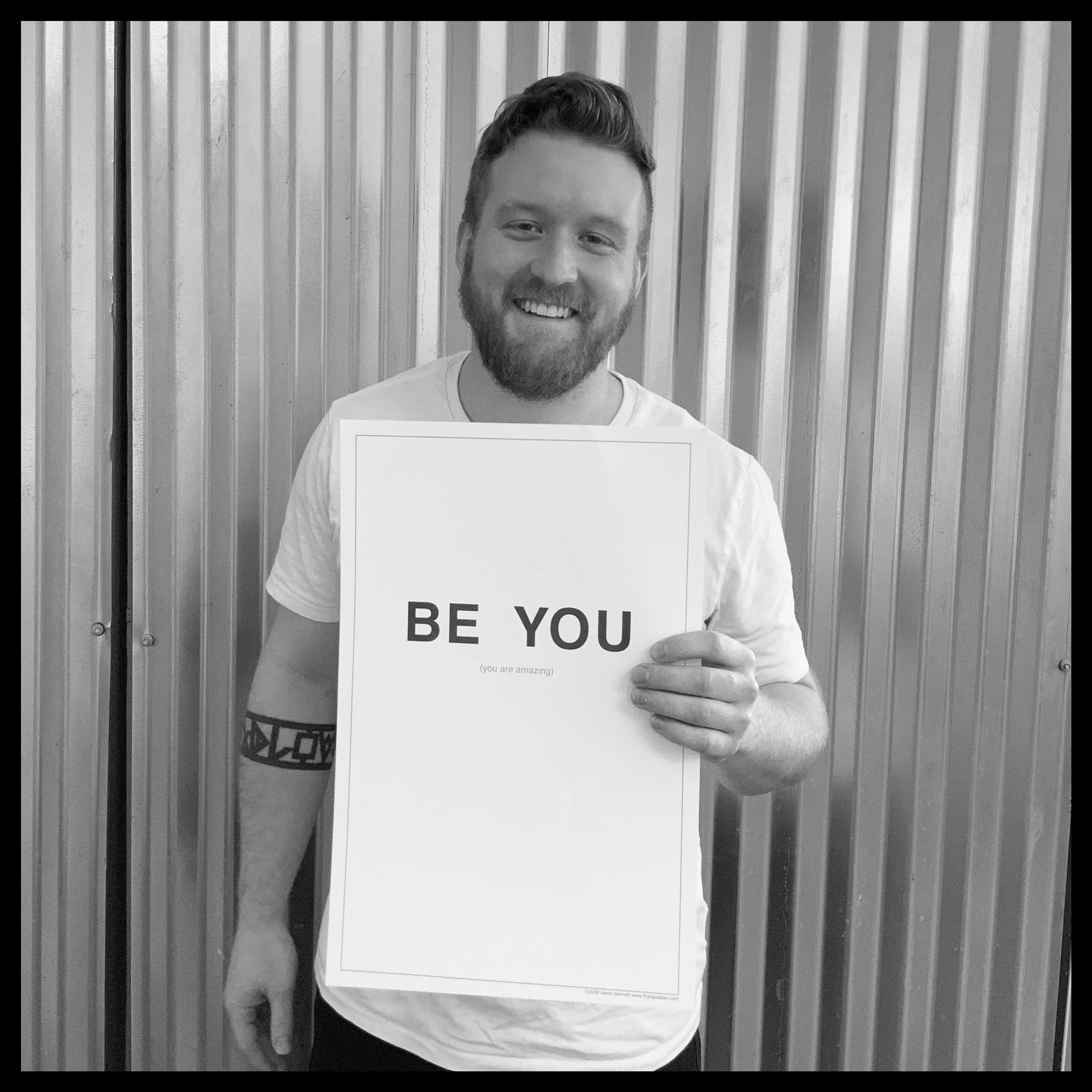 Be You: Derrick Savoie