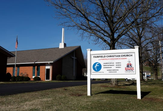 Fairfield Christian Church will celebrate its 50th anniversary on Sunday with a special service.