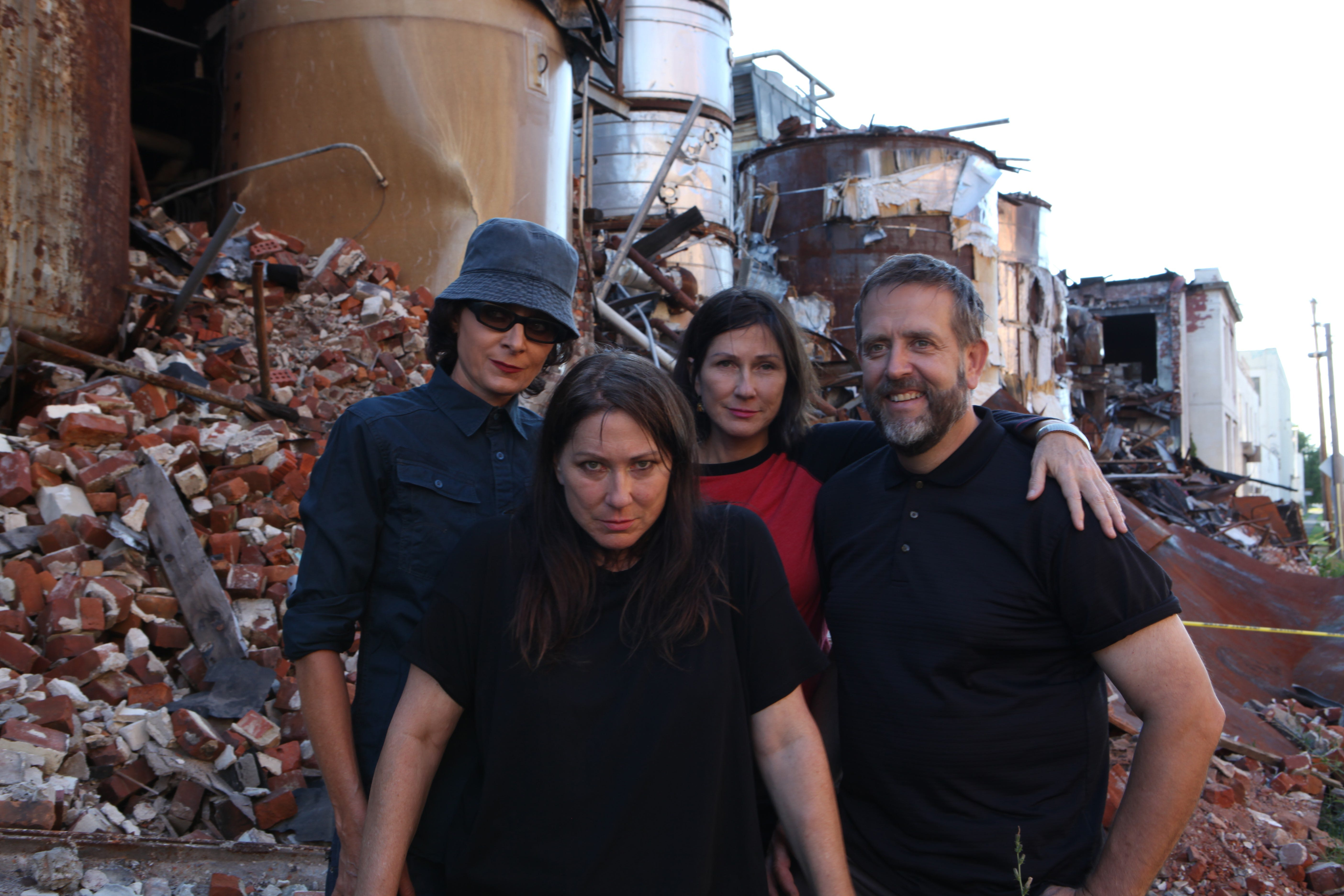 The Breeders, an alternative rock band, hails from Dayton, Ohio.