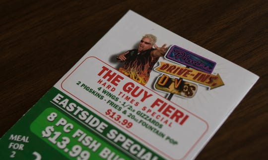 """Henry Meyer opened Eastside Fish Fry & Grill in 2012. Intrigued by Meyer's hiring of felons and positive food reviews, Guy Fieri of the Food Network's """"Diners, Drive-Ins and Dives"""" filmed an episode there in 2017."""