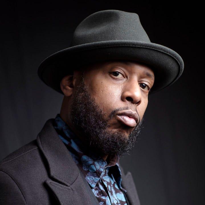 Talib Kweli is a hip hop artist from Brooklyn, New York.