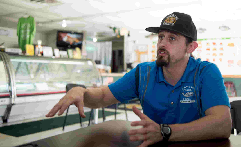 Meet Henry Meyer, owner of the Eastside Fish Fry