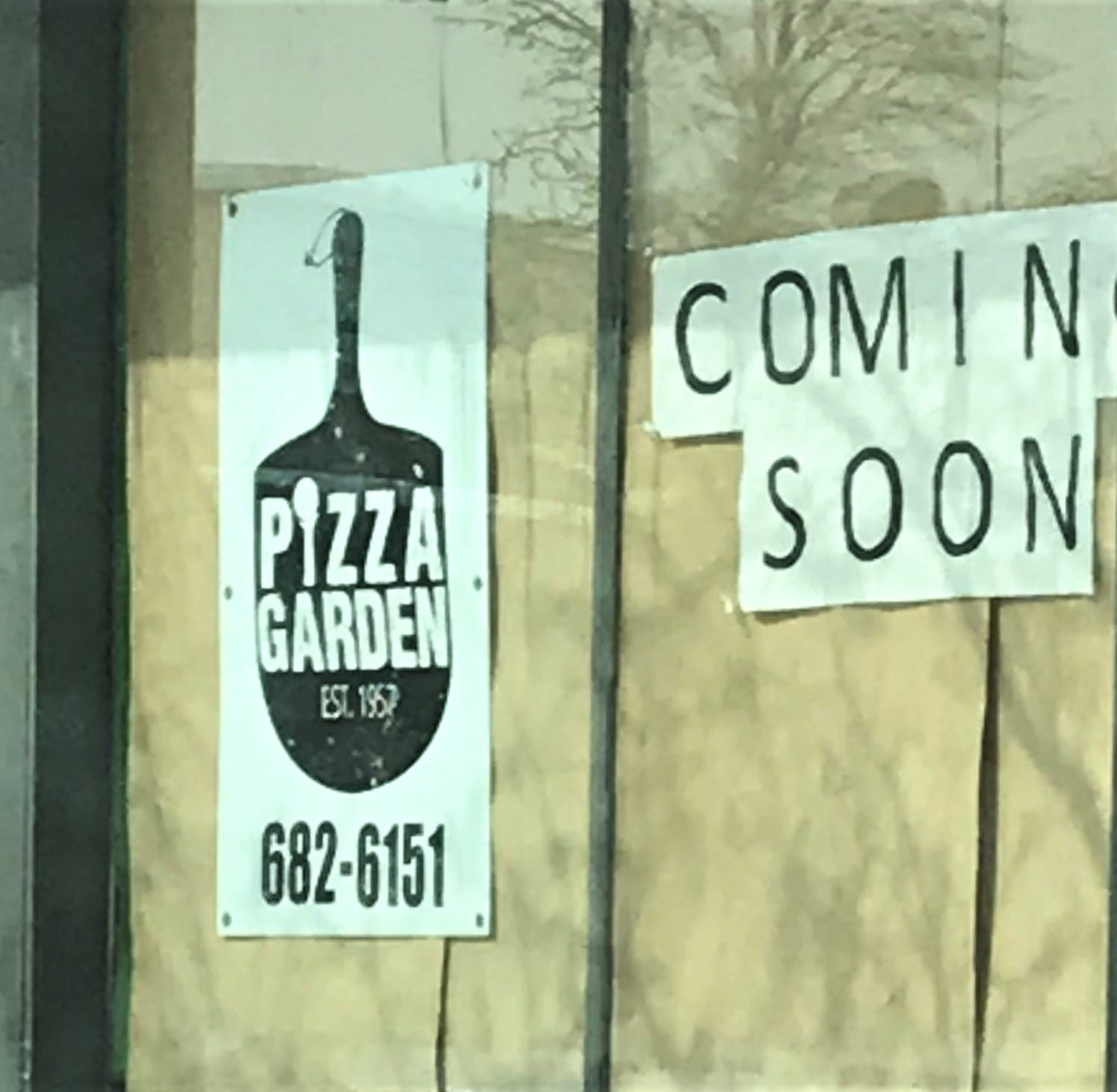 Manitowoc's Pizza Garden to open downtown restaurant on Eighth Street this summer