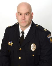 Mansfield Police Chief Keith Porch