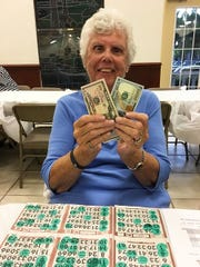 Knights of Columbus San Marco Council #6344 held a Bingo night charity event on March 21 in the San Marco Parish Center. The jackpot winner was Diane Buttimer of Massachusetts.