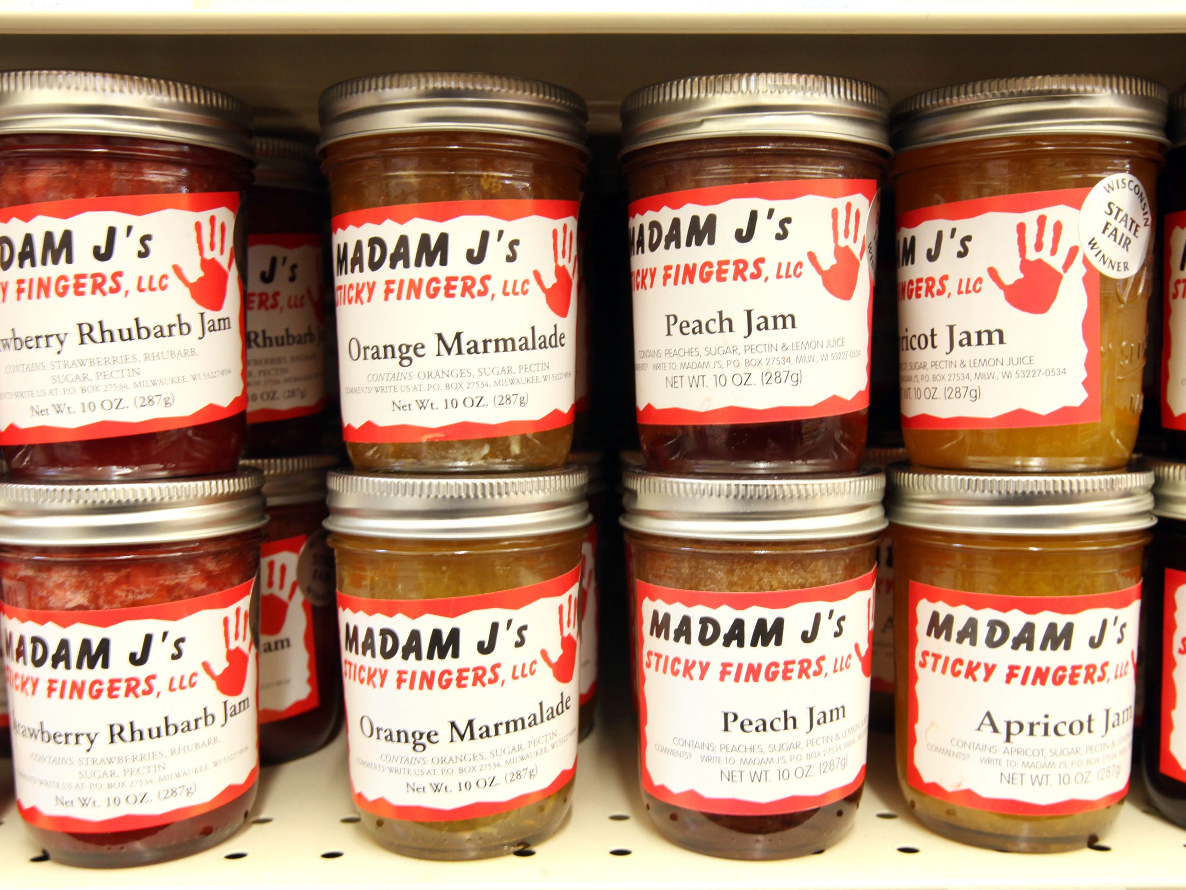 Jams and jellies do not have to be refrigerated after opening, but it's still advisable to keep them fresh longer.