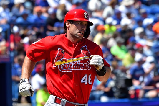 Paul  Goldschmidt was the big off-season acquisition for the Cardinals.